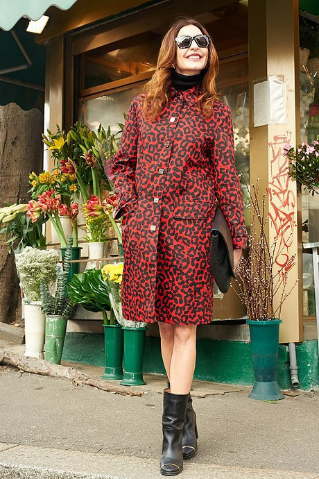 Стритстайл: Неделя моды в Милане,  часть II. Изображение № 19.