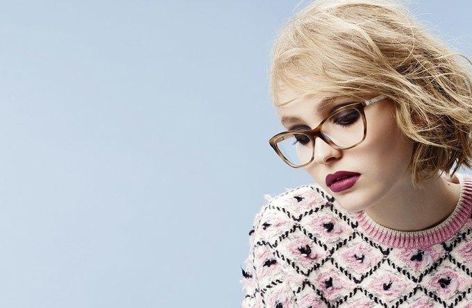 16-летняя дочь Джонни Деппа снялась в рекламе Chanel. Изображение № 4.