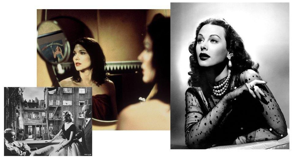 Фильмы Линча, классическая женственность, фильмы Хичкока. Изображение № 24.