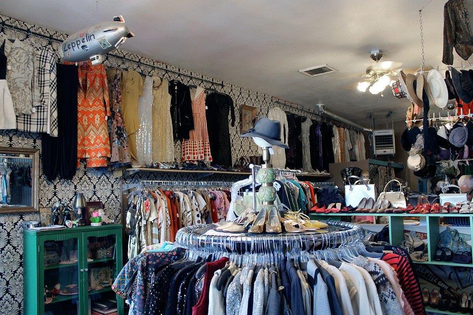 По каким магазинам  ходить в Лос-Анджелесе. Изображение № 1.