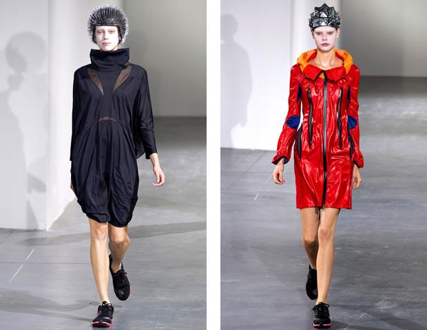 Парижская неделя моды: показы Haider Ackermann, Viktor&Rolf, Vivienne Westwood, Junya Watanabe и CDG. Изображение № 3.