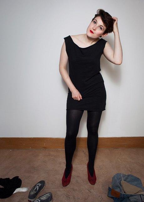 Эбигейл/Эндрю Липарото об арт-проекте  по смене пола. Изображение № 4.