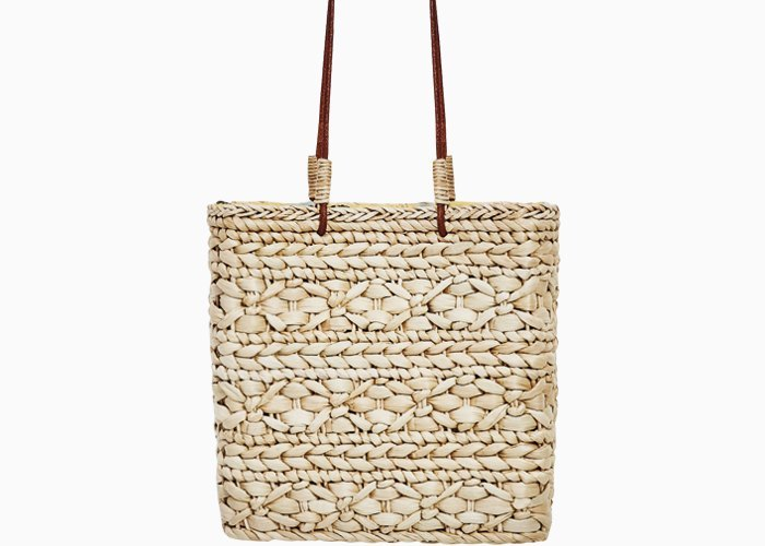 Плетёные сумки для города: От простых до роскошных. Изображение № 10.