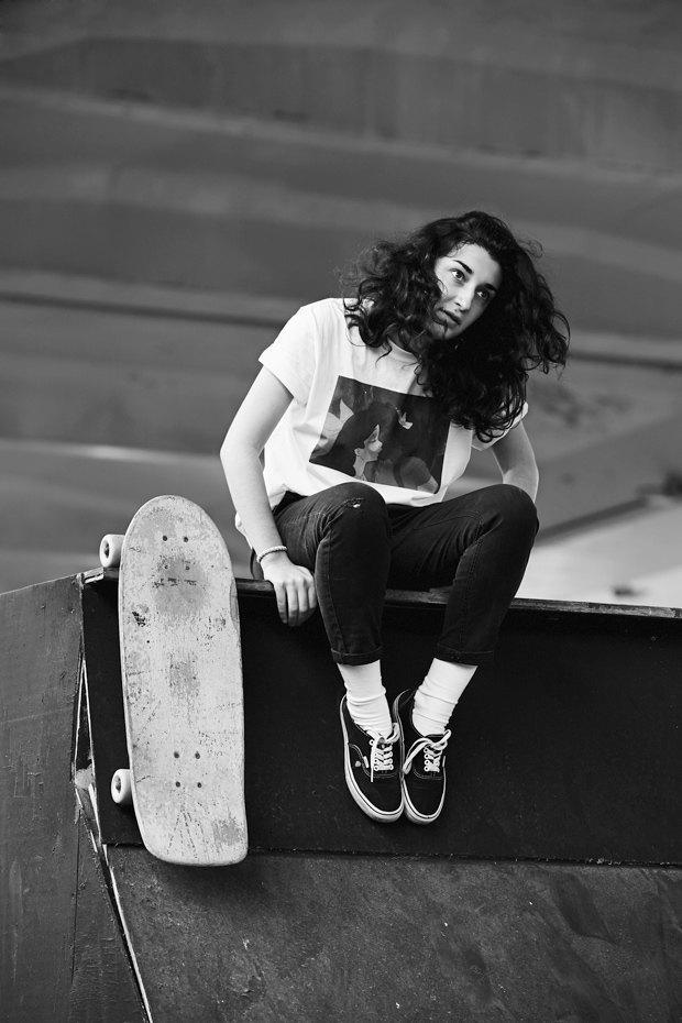 Женский пул:  Девушки на скейте. Изображение № 25.
