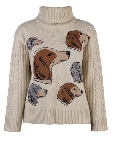 10 красивых и теплых свитеров в подарок. Изображение № 8.