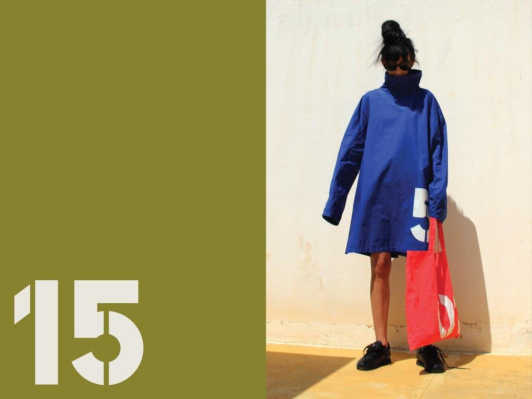 34-я, весенне-летняя коллекция Nina Donis. Изображение № 19.