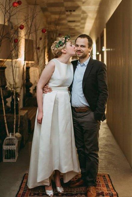 Это по любви:  Девушки о своих свадебных платьях. Изображение № 9.