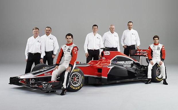 Команда «Формулы-1» Marussia  в Монреале. Изображение № 1.