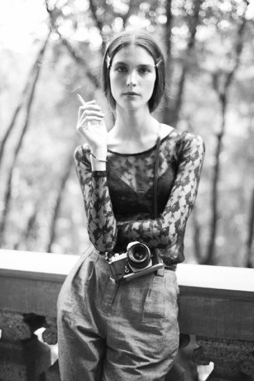 Новые лица: Манон Лелу, модель. Изображение № 47.