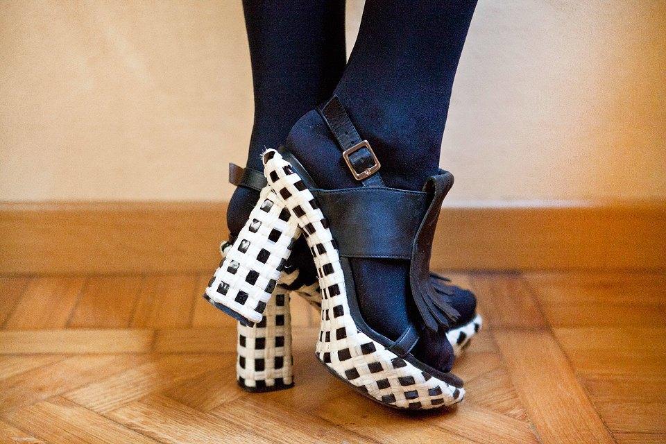 Кармел Уолш, стилист флорентийского магазина Luisa Via Roma. Изображение № 23.