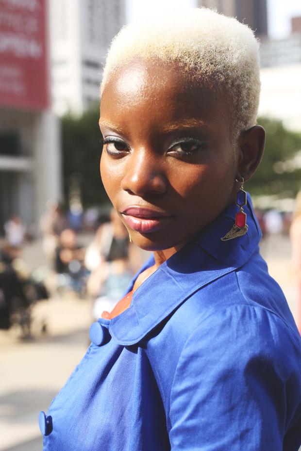 Других посмотреть и себя показать: Неделя моды в Нью-Йорке. Изображение № 18.