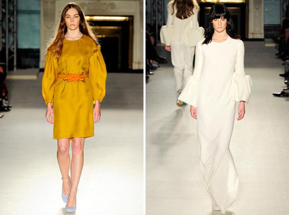 Показы на London Fashion Week SS 2012: День 5. Изображение № 3.