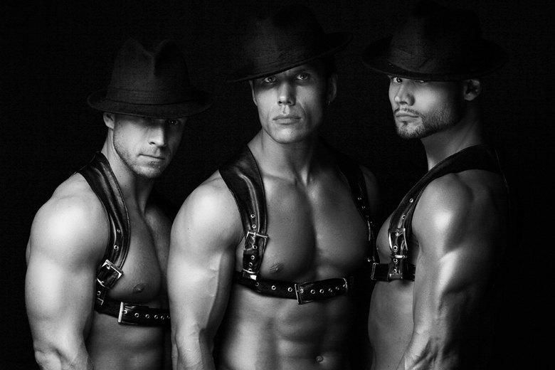 Стриптизеры  о стандартах мужской красоты. Изображение № 3.