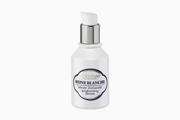 L'Occitane Reine Blanche Brightening Serum.  Новейший запуск марки — большая линия для сияния кожи с витамином С и салициловой кислотой в составе.. Изображение № 3.