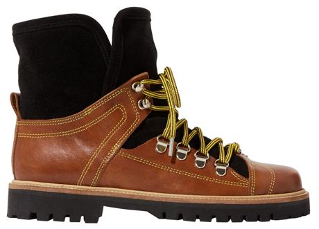 Против слякоти: 10 трекинговых ботинок от простых до роскошных. Изображение № 2.