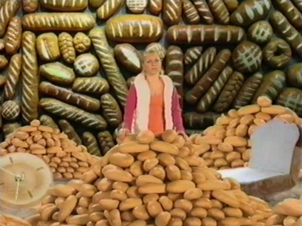 Аня Рубик в очень  странном клипе . Изображение № 18.