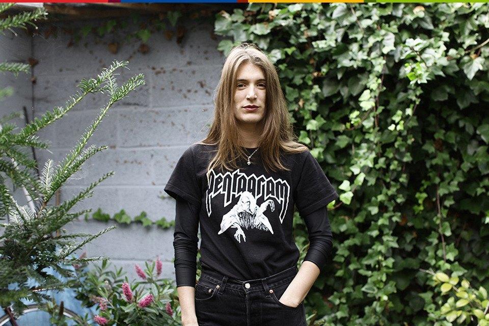 London rocks: Стилист Мирейа Гарсия и ее коллекция футболок. Изображение № 9.