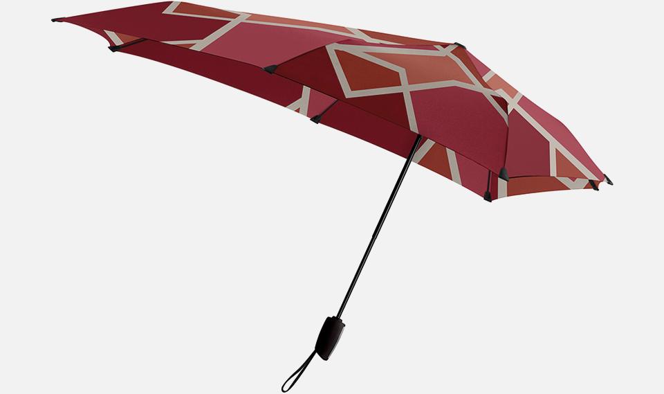 Неубиваемый и эргономичный зонт Senz. Изображение № 1.