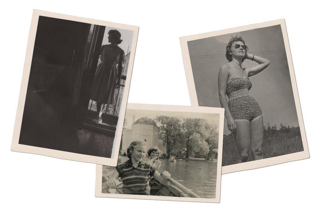 Как одевались наши родители в 70-х. Изображение № 14.