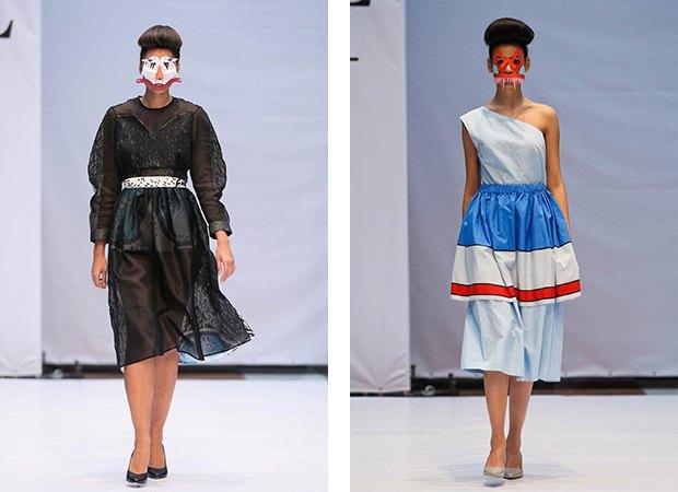 Kiev Fashion Days, часть II: Что показали украинские дизайнеры. Изображение № 12.