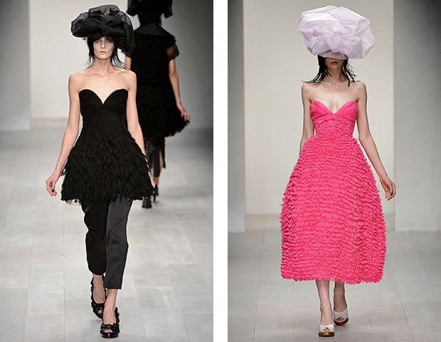 Неделя моды в Лондоне: Показы Issa, Holly Fulton, House of Holland, John Rocha и Moschino. Изображение № 32.
