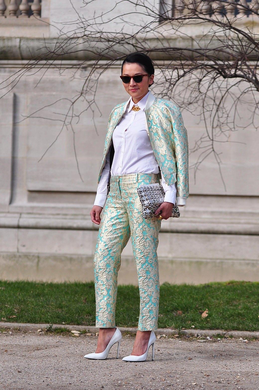 Гости Парижской недели моды FW13, часть 2. Изображение № 43.