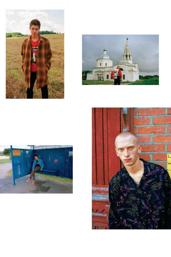 Гоша Рубчинский и Толя Титаев запустили новую марку «Рассвет». Изображение № 19.