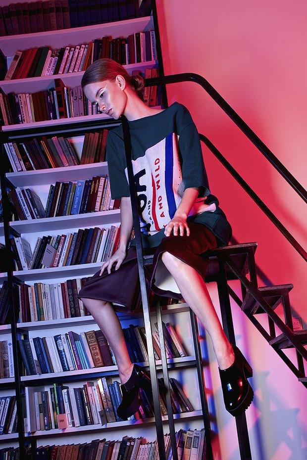 Ревизия: Одежда, вдохновленная искусством. Изображение № 9.