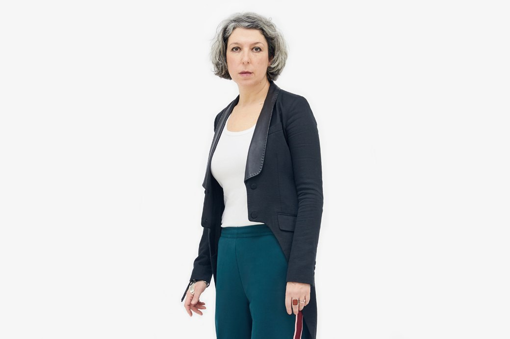 Литературный критик и куратор Анна Наринская о любимых нарядах. Изображение № 1.