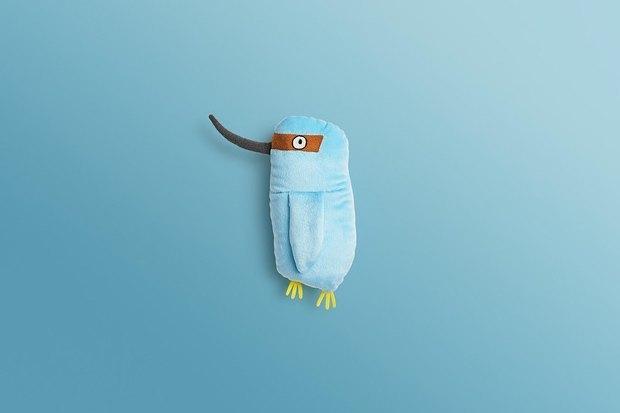 Новая коллекция игрушек IKEA по мотивам детских рисунков. Изображение № 3.