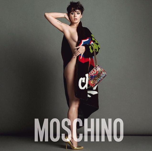 Moschino показали рекламную кампанию с Кэти Перри. Изображение № 3.