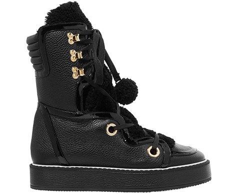 Ноги в тепле: 11 пар обуви для зимних прогулок. Изображение № 8.