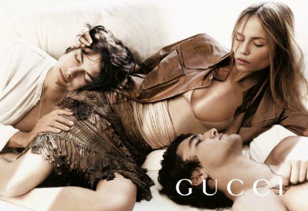 Рекламная кампания Gucci весна-лето — 2005. Изображение № 32.