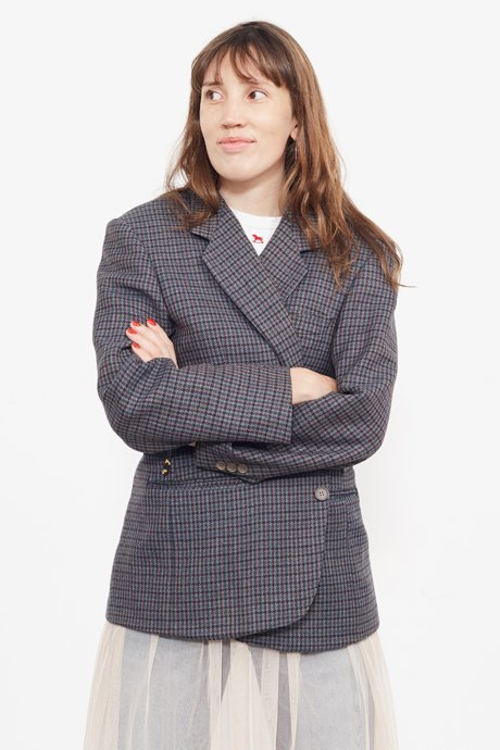 Младший редактор Vogue Олеся Седова о любимых нарядах. Изображение № 23.