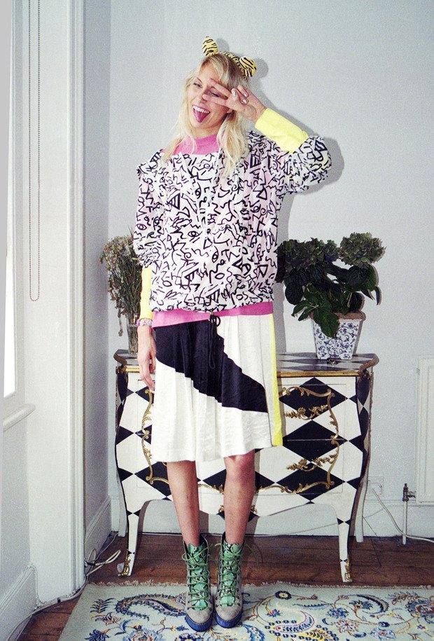 Гардероб: Тесс Йопп, лондонский стилист. Изображение № 13.