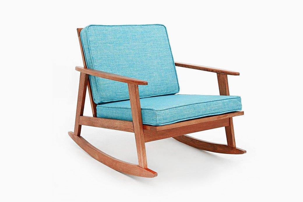 Кресло-качалка, Urban Outfitters, £350. Изображение № 3.
