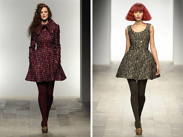 Изображение 6. Показы на London Fashion Week AW 2011: день 1.. Изображение № 16.