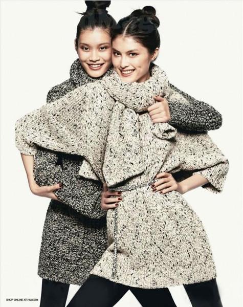 10 успешных моделей из Азии. Изображение № 26.