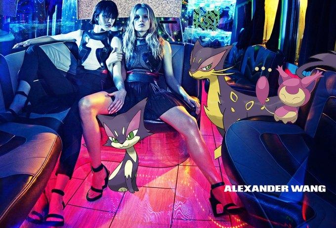 Мода, только лучше: Тумблог Pokemon x Fashion. Изображение № 2.