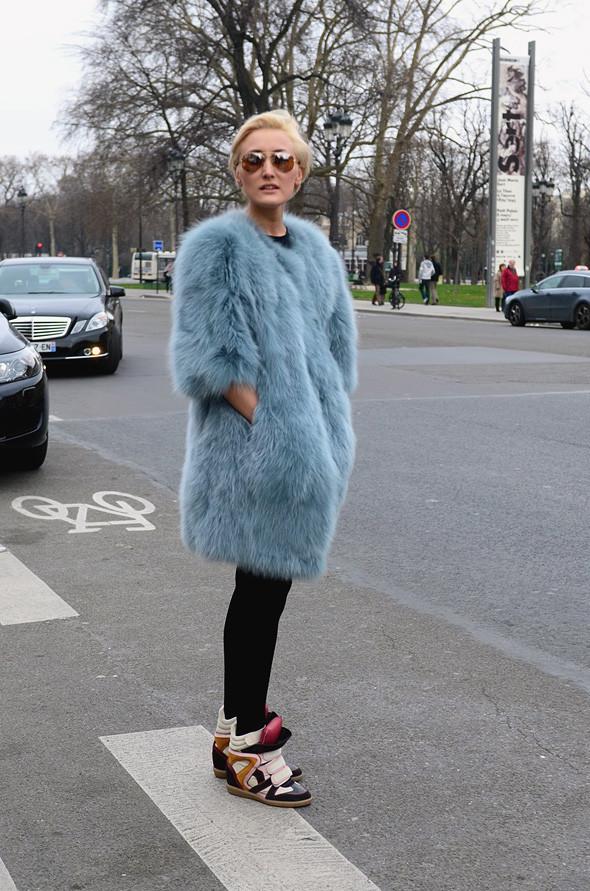 Неделя моды в Париже: Streetstyle. Изображение № 35.