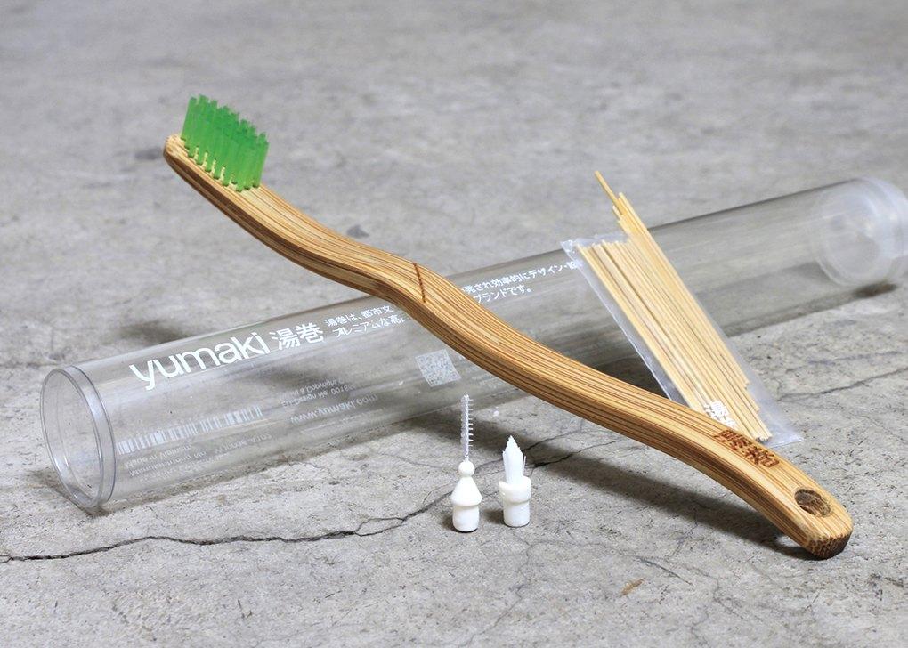 Японская зубная щетка Yumaki. Изображение №2.