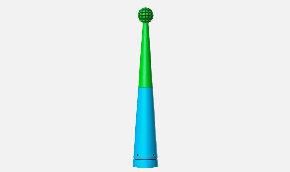 Музыкальная зубная щётка Benjamin Brush. Изображение № 1.