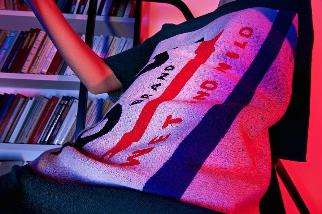 Ревизия: Одежда, вдохновленная искусством. Изображение № 10.