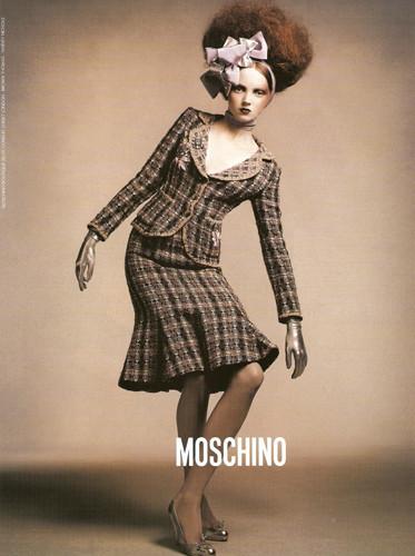 Фантастическая миссис Фокс: 8 моделей с рыжими волосами. Изображение № 18.