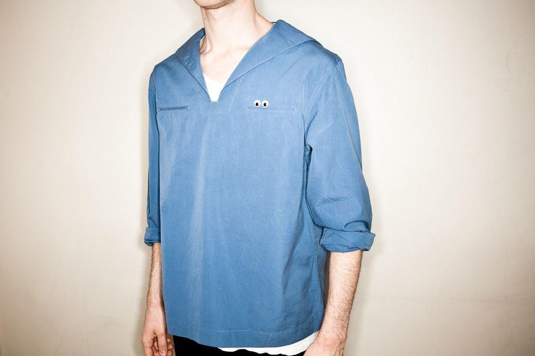 Александр Зубрилин, младший редактор моды Interview. Изображение № 15.