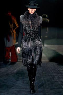 Gucci FW 2011 . Изображение № 50.