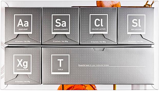 Молекулярная гастрономия: Физика и химия на вашей кухне. Изображение № 2.