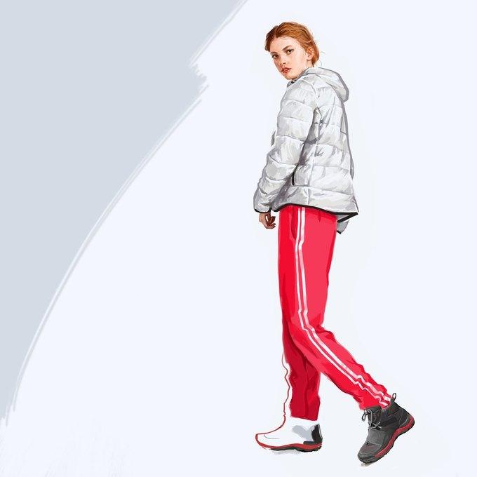 Zasport показали эскизы «нейтральной» формы российских спортсменов. Изображение № 4.