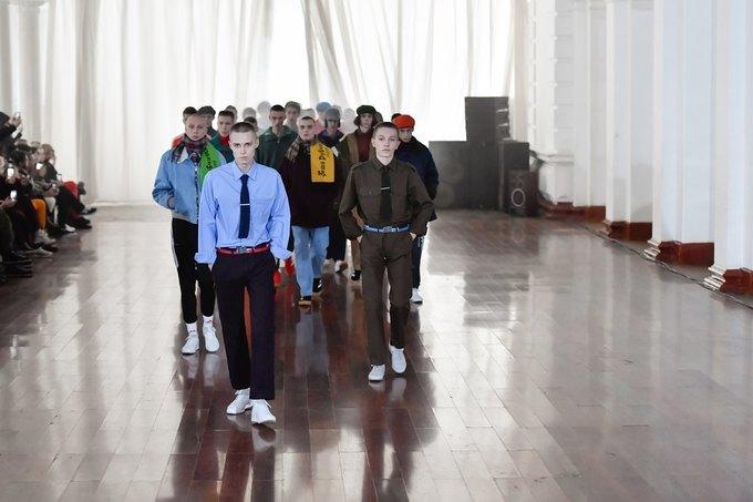 Гоша Рубчинский представил коллаборацию с adidas Football. Изображение № 29.