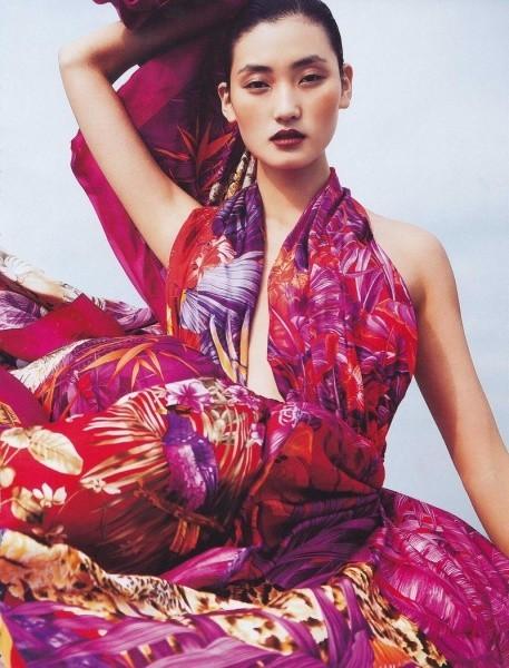 Новые лица: Лина Чжан, модель. Изображение № 47.